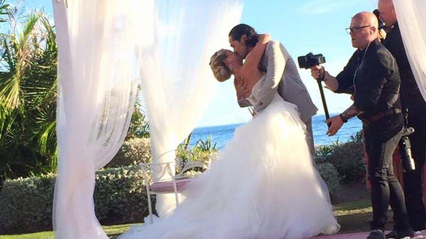 Frisch verheiratet: So geht es Rebecca Kratz als Ehefrau