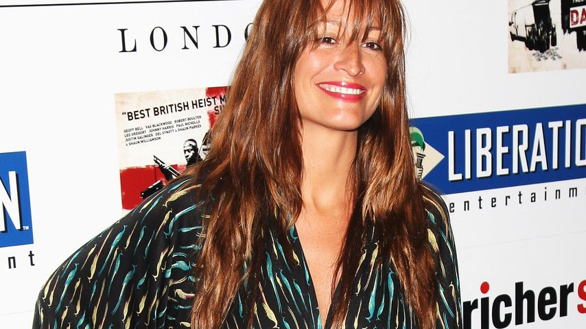 Rebecca Loos in London 2008