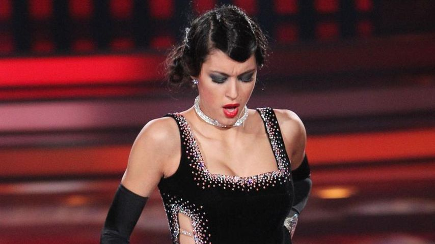 """""""Let's Dance"""": Rebecca Mir hatte richtig Angst!"""