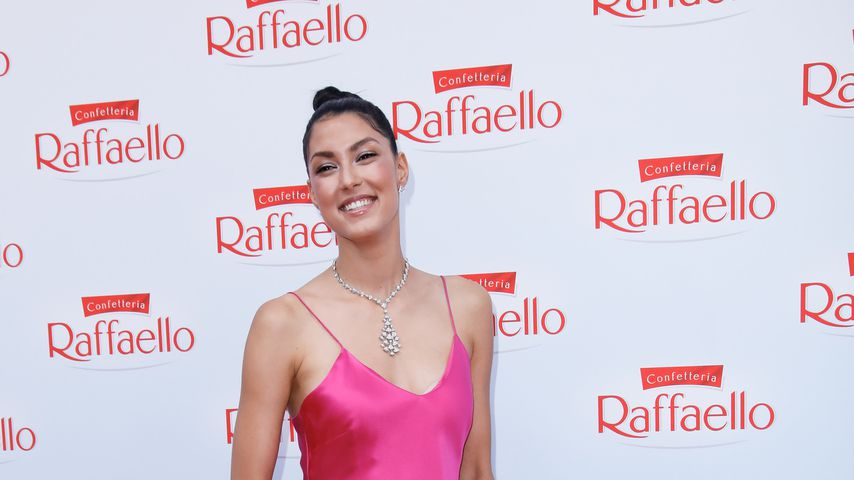 Rebecca Mir beim Raffaello Summer Day in Berlin