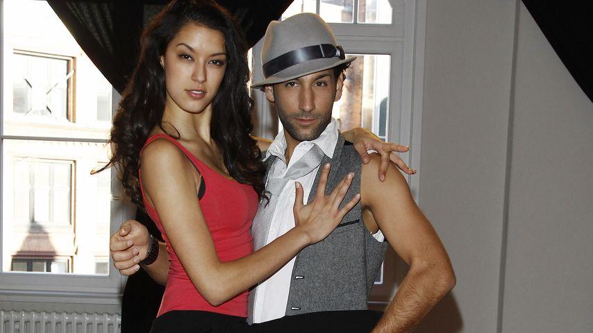 Rebecca Mir: Vielleicht lieber tanzen als modeln?