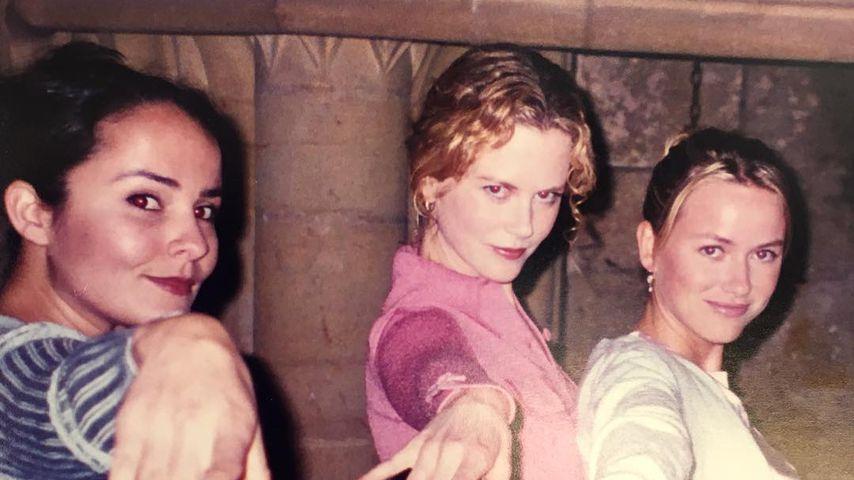 Kultiges Throwback-Pic: Wer sind diese Hollywood-Beautys?