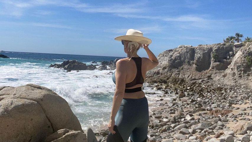Im engen Sport-Outfit: Rebel Wilson zeigt ihren heißen Body