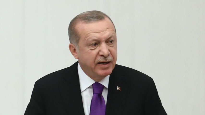 Recep Tayyip Erdoğan, Oktober 2018