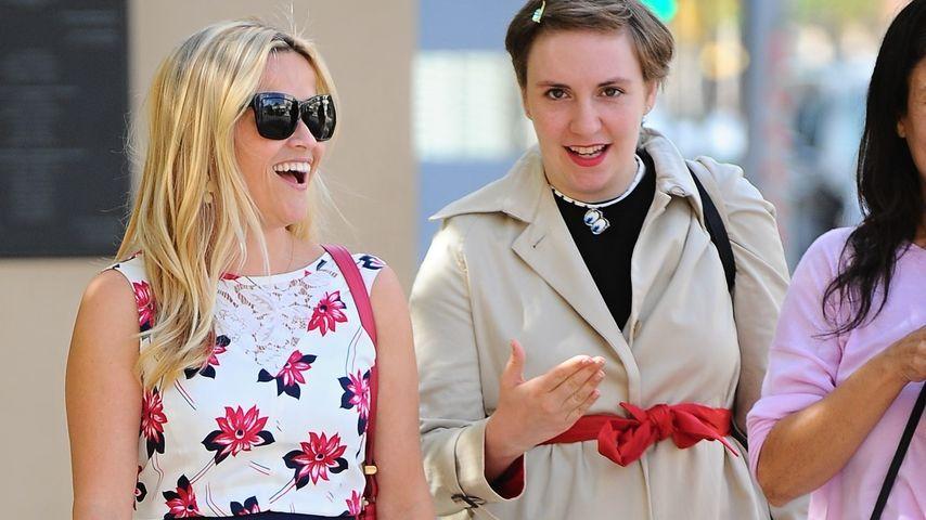 Neuer Film? Reese Witherspoon & Lena Dunham treffen sich