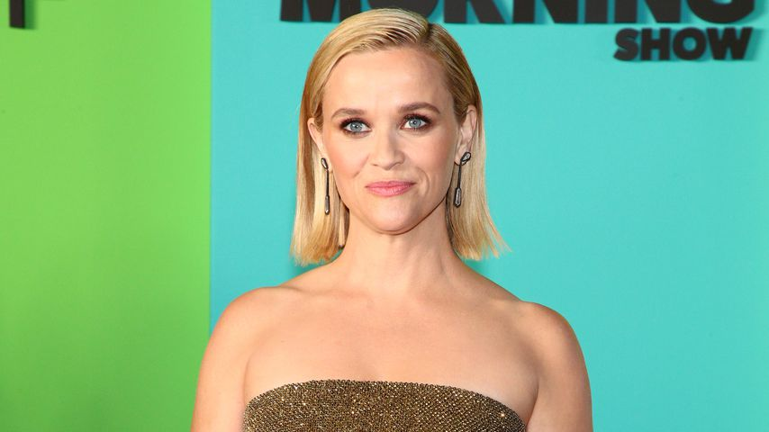 "Reese Witherspoon bei der Weltpremiere von ""The Morning Show"""