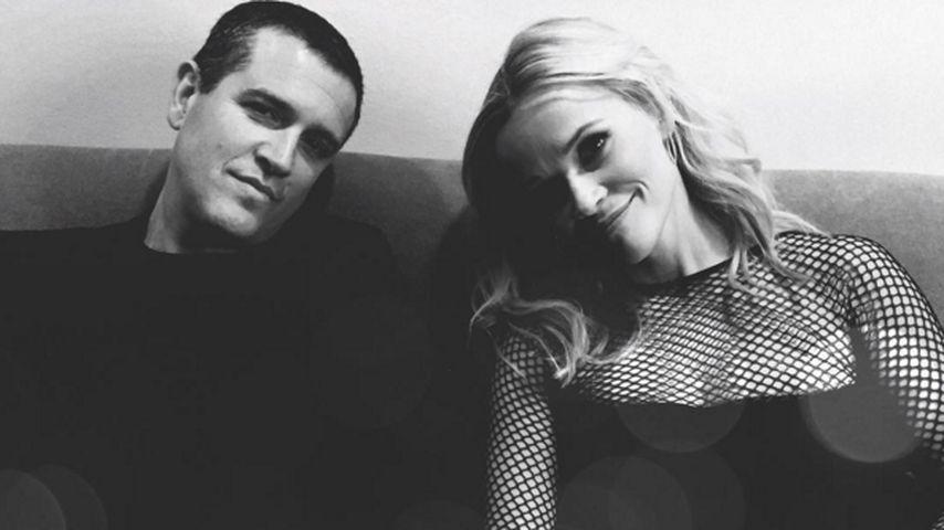 Zum 5. Ehe-Jubiläum: Reese Witherspoon ungewohnt sexy