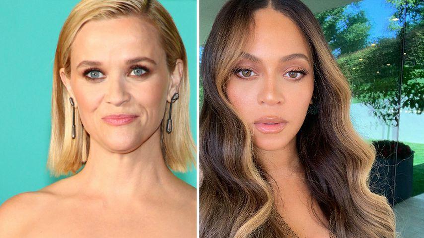 Reese Witherspoon witzelt: Sie ist Beyoncés beste Freundin!