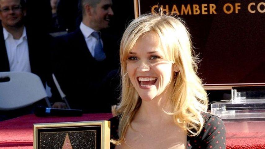 Reese Witherspoon bekommt einen Stern
