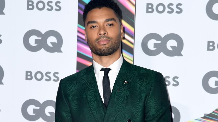 Regé-Jean Page bei den GQ Men Of The Year Awards 2021