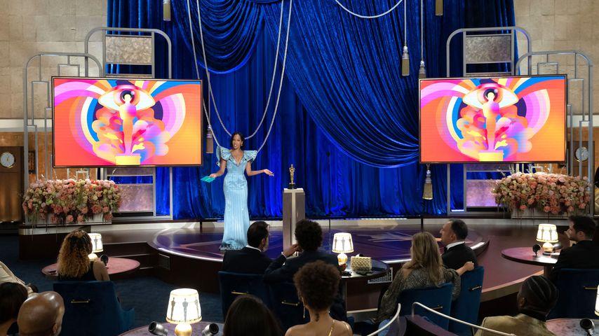 Regina King bei den Oscars, 2021