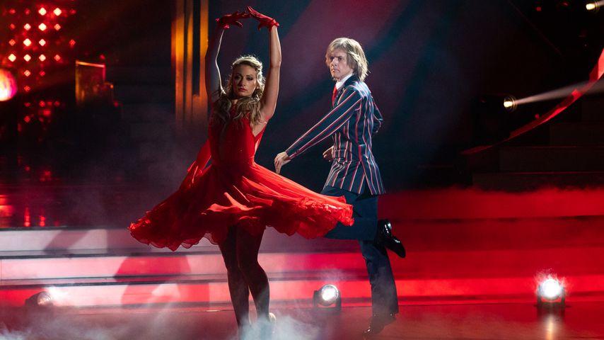 """Regina Luca und John Kelly in der 13. Staffel von """"Let's Dance"""""""
