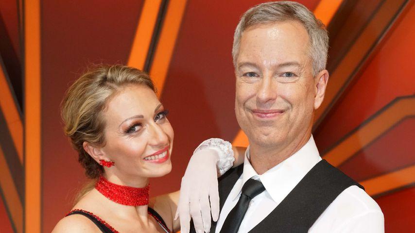 """Regina Luca und Thomas Hermanns, """"Let's Dance""""-Kandidaten"""