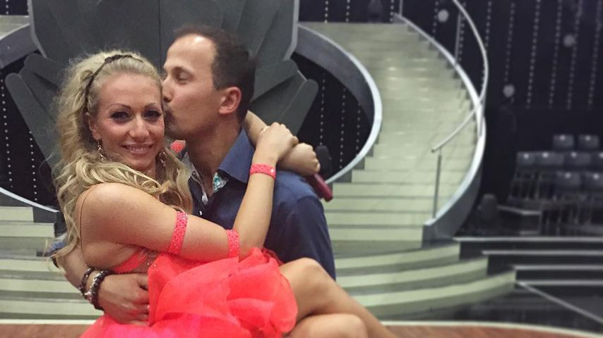 "Regina und Sergiu Luca bei ""Let's Dance"""