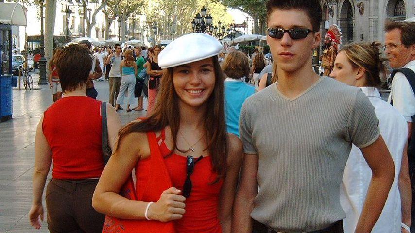 Renata und Valentin Lusin im Jahr 2003