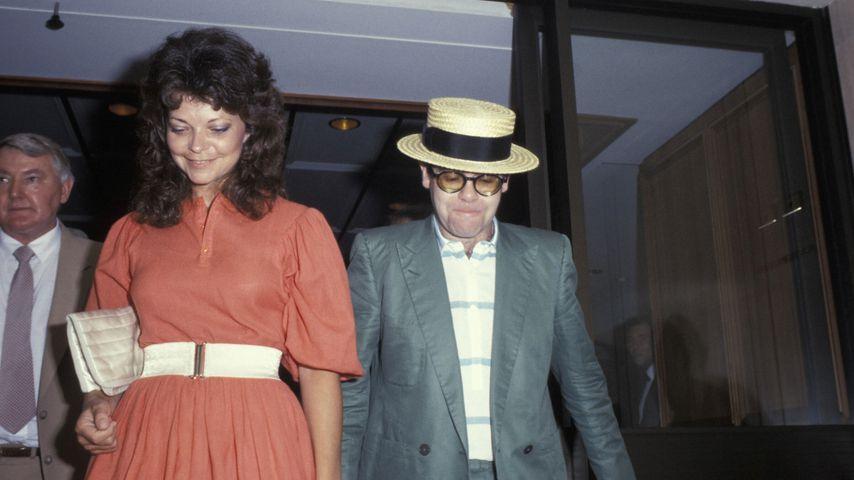 Gegen Elton John: Ex-Frau beantragt gerichtliche Verfügung