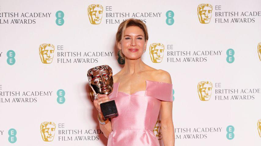 Renee Zellweger bei den BAFTA Awards 2020