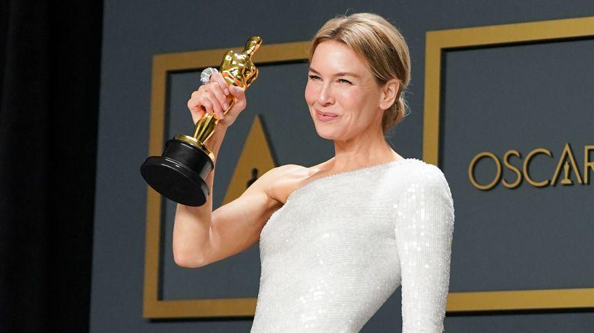 Renée Zellweger bei den Oscars 2020