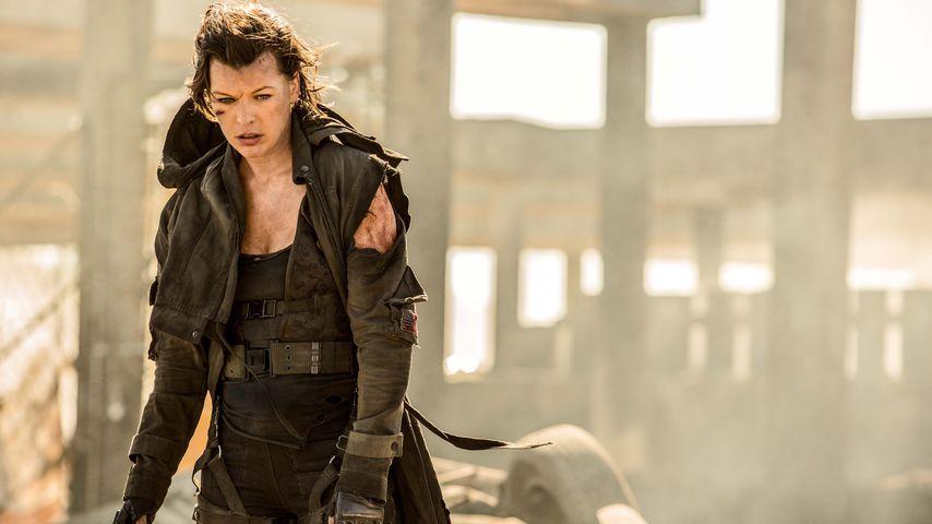 """Resident Evil"" Schauspielerin Milla Jovovich"