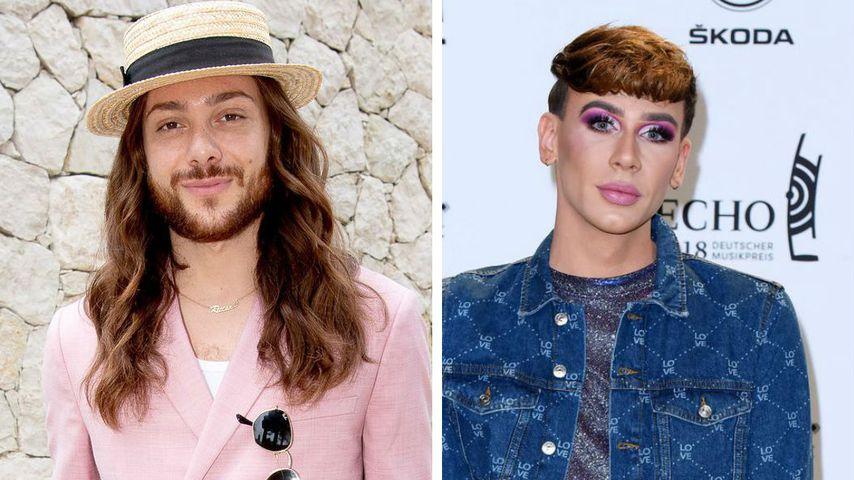 Prank? Barbara Schönebergers Make-up-Diss irritiert Stars