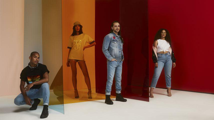 Die About-You-Modekollektion von Riccardo Simonetti