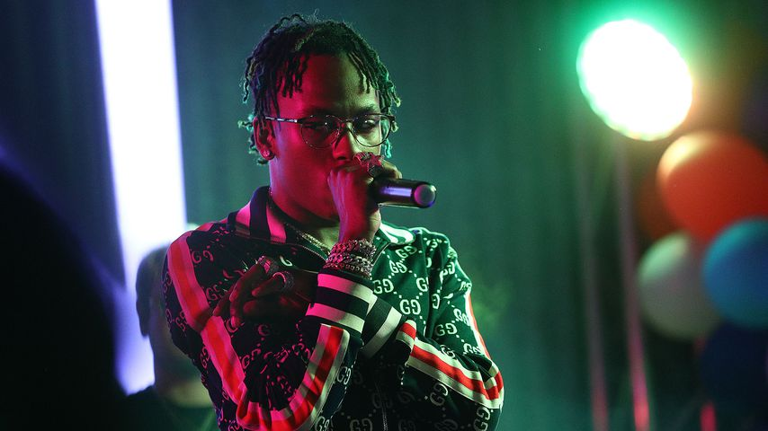 Rich The Kid beim Illuminate Festival in Los Angeles