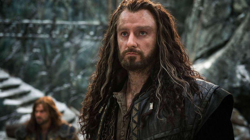 """Richard Armitage als Thorin Eichenschild in """"Der Hobbit"""""""