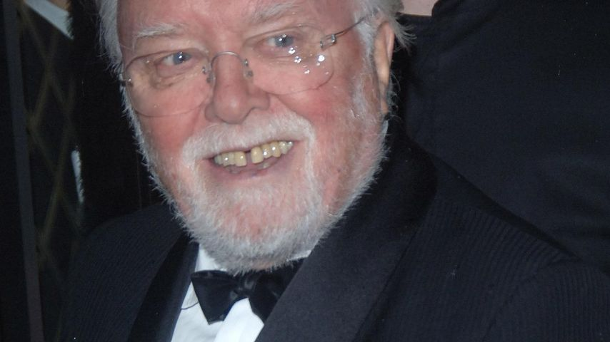 So trauert Hollywood um Richard Attenborough