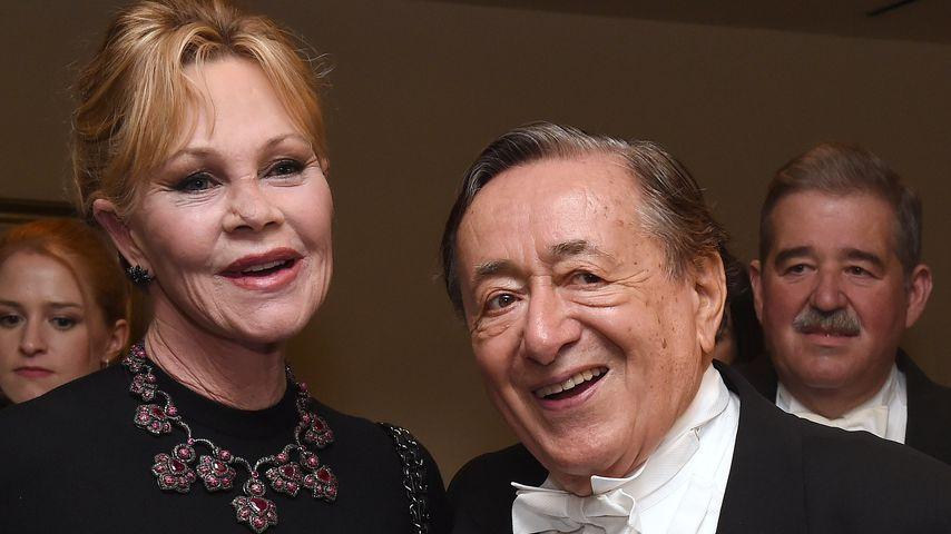 Richard Lugner und Melanie Griffith auf dem Opernball 2018