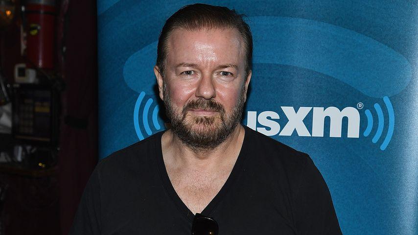 Ricky Gervais, Schauspieler und Comedian