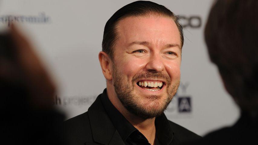 Ricky Gervais, Schauspieler und Regisseur