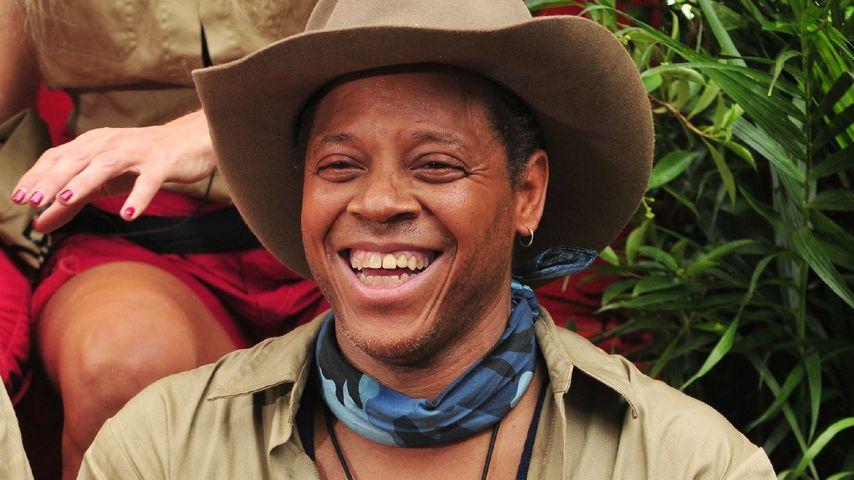 Ricky Harris im Dschungelcamp 2016
