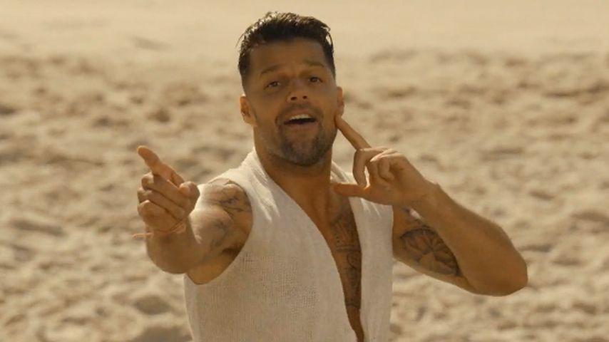 """Ricky Martin rockt die WM mit seiner Single """"Vida"""""""