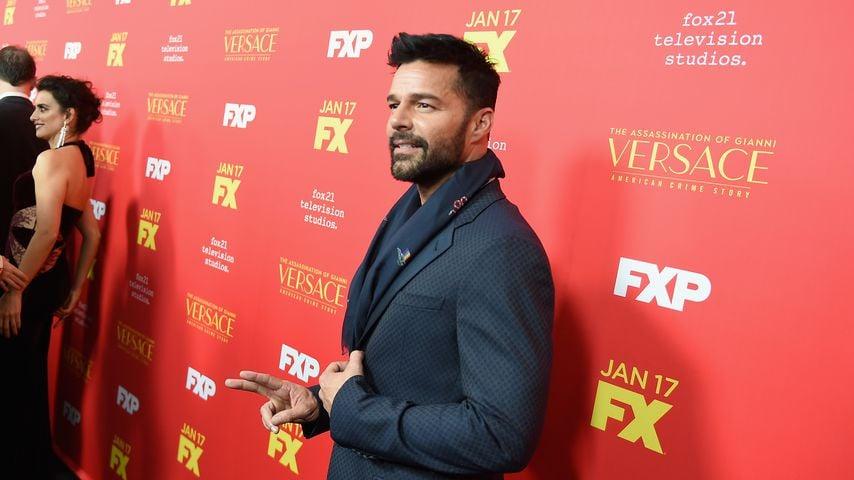 Ricky Martin: Wird er bald wieder Vater?