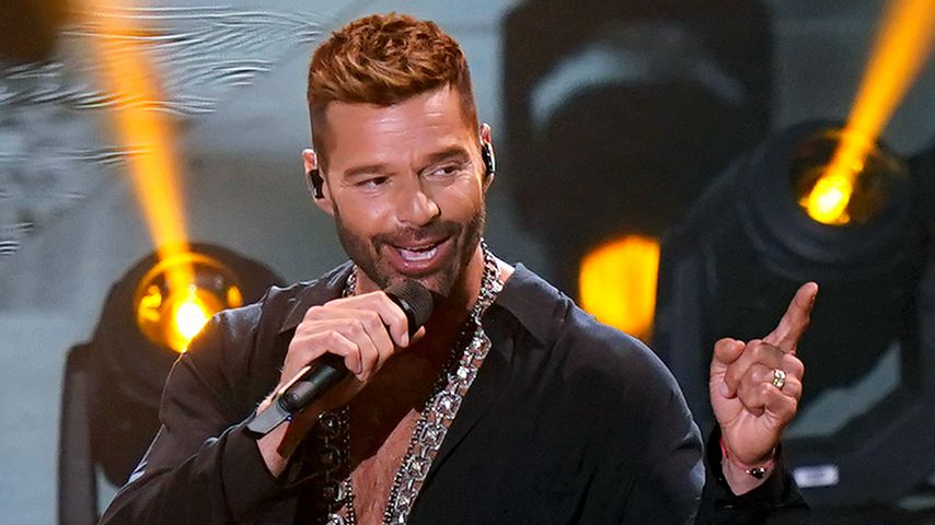 Ricky Martin bei den Latin-Grammy-Awards in Miami im November 2020