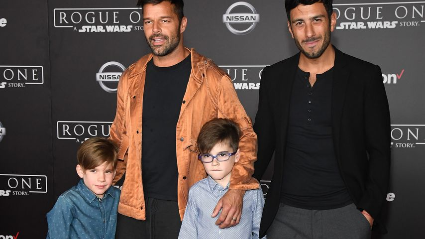 Das hält Ricky Martin von den Ambitionen seiner Zwillinge