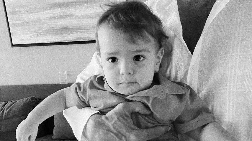 Ricky Martins Sohn Renn Martin-Yosef, Dezember 2020