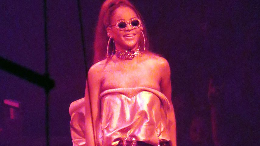 "Rihanna bei ""Drake's 7th Annual OVO Fest Concert"" in Toronto"