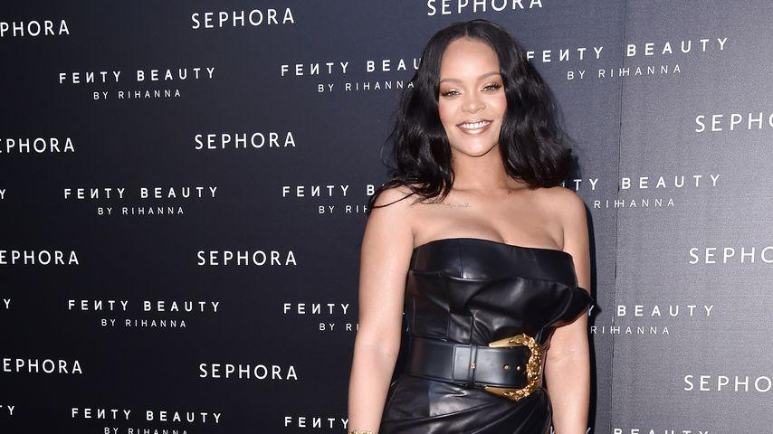 Rihanna beim Launch von Sephora loves Fenty Beauty 2018
