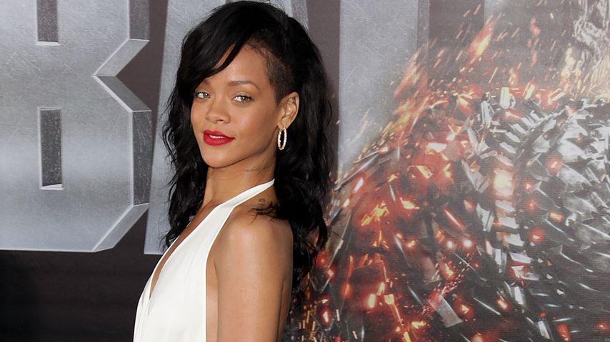 Rihanna ist nicht zufrieden mit ihrem dünnen Body