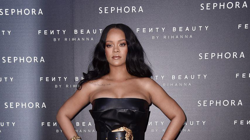 Rihanna bei einem Launch-Event in Mailand