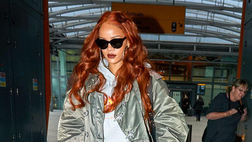 """Adieu """"Sex sells"""": Rihanna setzt auf Lässig-Look"""