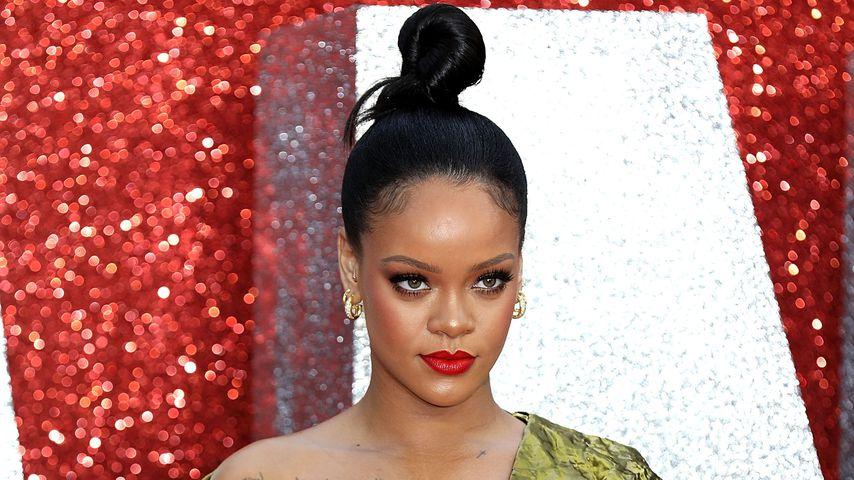 """Rihanna bei der """"Oceans 8""""-Premiere in London"""