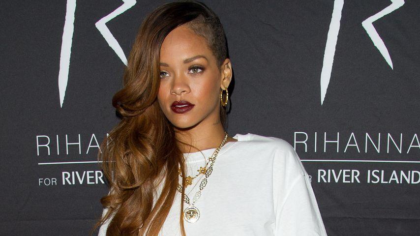Nummer-1-Hits: Rihanna ist die Radio-Queen!