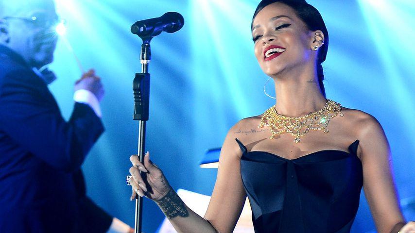 Elegant: Rihanna von ihrer allerschönsten Seite
