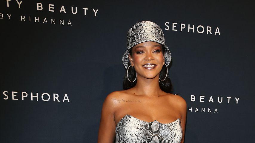Rihanna in Sydney im Oktober 2018