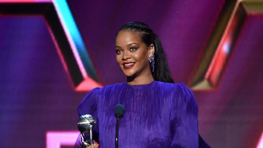 Rihanna im Februar 2020 in Pasadena