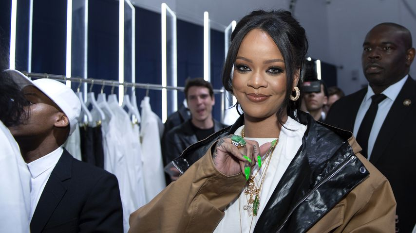 Rihanna 2019 in Paris