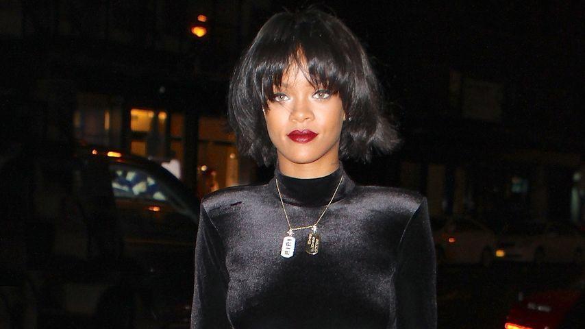 Start ins neue Jahr: Rihanna feiert in Jay-Zs Club