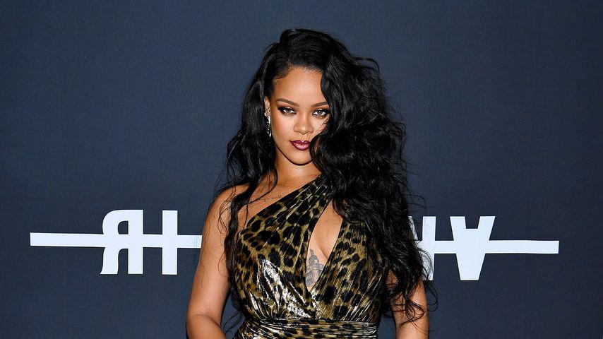 Rihanna im Oktober 2019